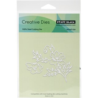 "Penny Black Creative Dies Playful 2, 3.5""X3.12"""