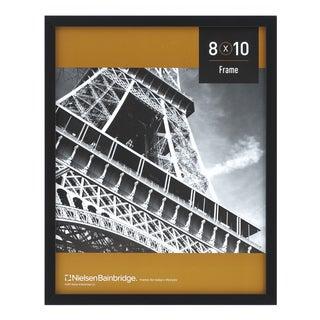 Nielsen Matte Black Aluminum Wall Frame