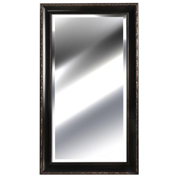 Pinnacle Bronze 24-inch x 48-inch Mirror - Antique Bronze