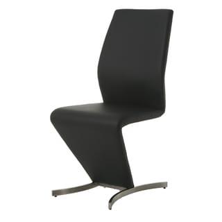 Capani Black Side Chair
