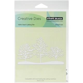 "Penny Black Creative Dies In The Winter, 4.25""X2.3"""