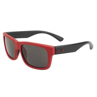 Bolle Daemon Matte Red Balck Junior Sunglasses
