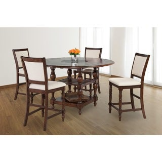 Fearrington Drop-leaf Pub Table - Cherry