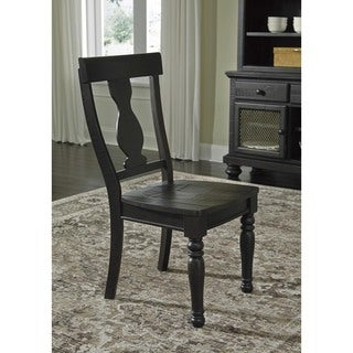 Signature Design by Ashley Sharlowe Charcoal Dining Room Set