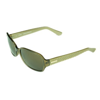Guess Collection Women's Plastic Oval Sunglasses