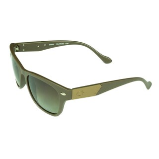 Guess Unisex Brown Acetate, Plastic Full Frame Sunglasses