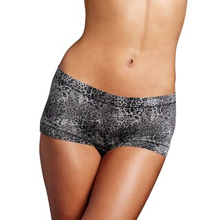 Maidenform Women's Dream On The Prowl Print Boyshort
