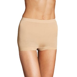 Maidenform Women's Everyday Value Latte Lift Boyshort (Set of 2)