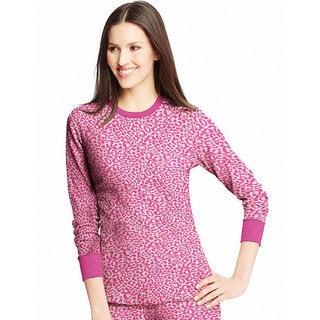 Hanes Women's Fuchsia Cotton/Spandex Bandeau