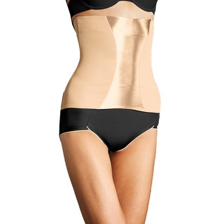 Maidenform Easy-up Women's Latte Lift Nylon Waist Nipper
