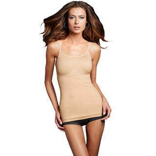 Maidenform Women's Long Length Tank with Latte Lift