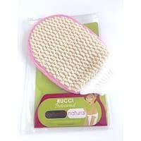 Natural Exfoliating Bath Glove (Pack of 2)