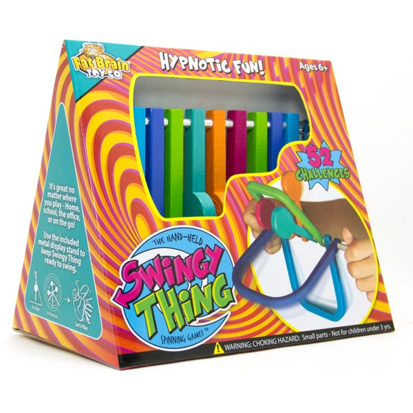 Fat Brain Toys Wood Swingy Thing