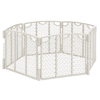 Evenflo Versatile Play Space in Cream