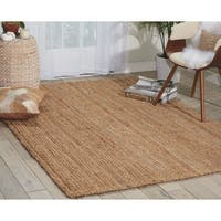 kathy ireland Bengal Nature Area Rug by Nourison - 5' x 7'