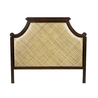 Twill Wood Queen Headboard
