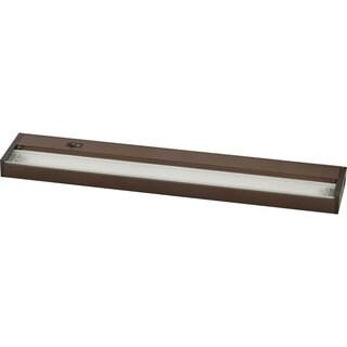 Progress Lighting P7005-20 Bronze Aluminum Undercabinet LED Light