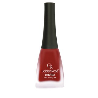 Golden Rose Matte Nail Polish