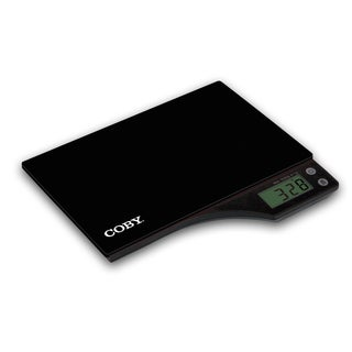 Coby Glass Digital Kitchen Scale With Tare Function