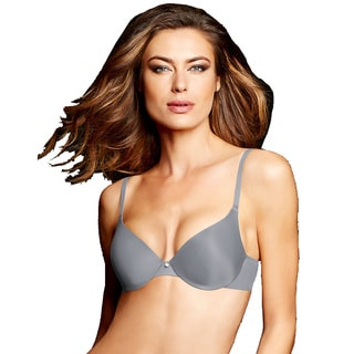 Maidenform Women's Live in Luxe Tailored Demi T-shirt Bra