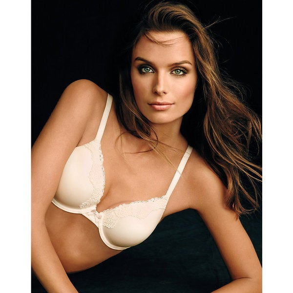 Maidenform Women's Devotion Comfort Shell Combo Extra Coverage T-shirt Bra. Opens flyout.