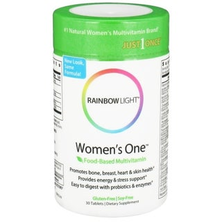 Rainbow Light Women's One Just Once Multivitamin (30 Tablets) (2 options available)