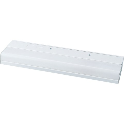 Progress Lighting P7008-30DVEBS White One-light Undercabinet Fixture