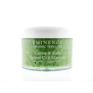 Eminence 8.4-ounce Citrus & Kale Potent C + E Masque