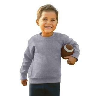Boys' Heather Fleece Sweatshirt