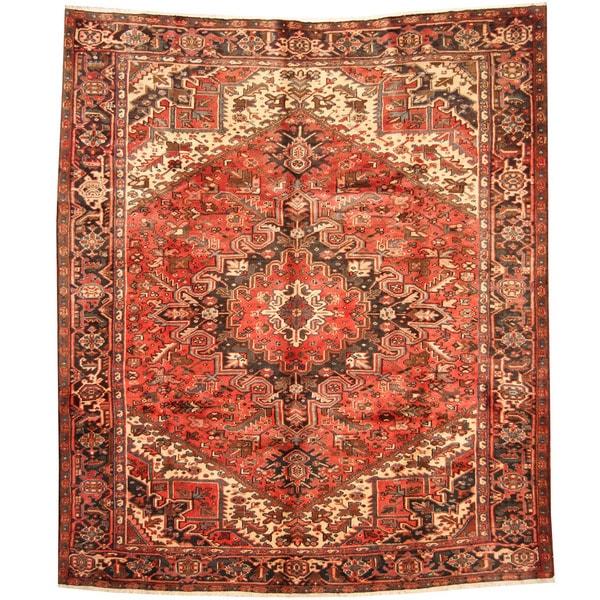 5 X 6 Vintage Kazak Persian Oriental Wool Hand Knotted: Shop Herat Oriental Persian Hand-knotted 1960s Semi