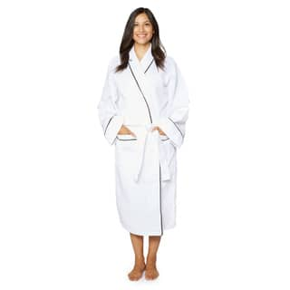 96658a3285 White Bathrobes