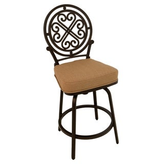 Island Falls 26-inch Outdoor Bar Stool
