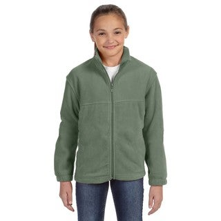 Youth Dill Fleece Full-zip Jacket