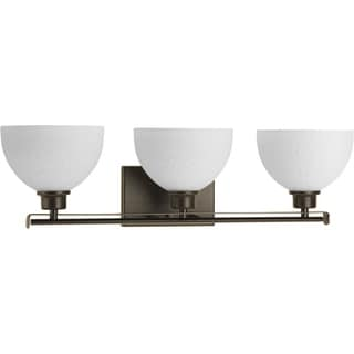 Progress Lighting P2089-20 Brown Brass Legend Three Light Bath