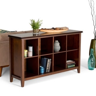 WYNDENHALL Stratford 8 Cube Storage/ Sofa Table