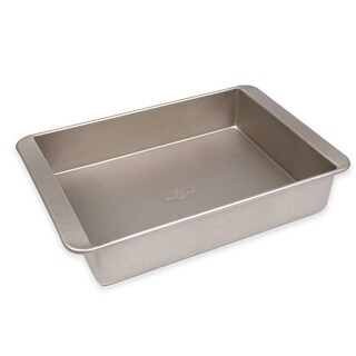 USA Pans Aluminized Steel 13.75-inch x 10.5-inch Lasagna Pan