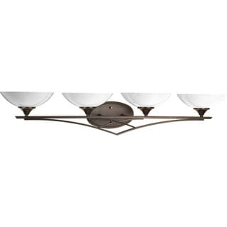 Progress Lighting P2153-20 Prosper Brown Bronze 4-light Bath Light