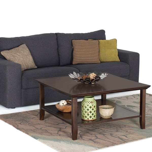 Shop Wyndenhall Normandy Square Coffee Table On Sale Ships To
