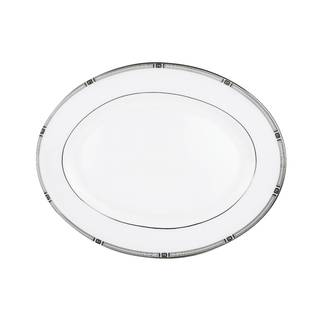 Westerly Platinum 13-inch Oval Platter