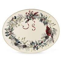 Winter Greetings Platter
