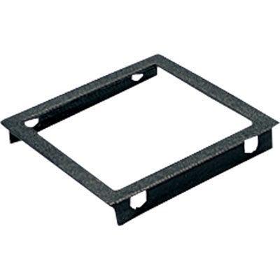 Progress Lighting P8797-31 Black Aluminum Cylinder Accessories Top Cover Lenses for P5644 Square