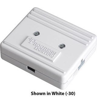 Progress Lighting Hide-a-Lite III White HAL3 Junction Box