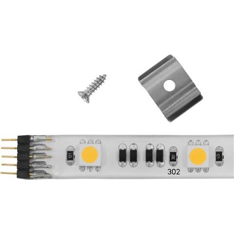 Progress Lighting Hide-a-lite 4 24-volt LED 2-inch 3000K Under-cabinet Tape Lighting - White