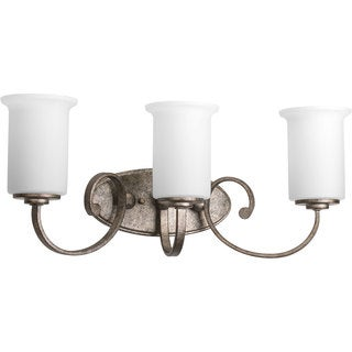 Progress Lighting P2134-144 Stroll 3-light Bath Fixture
