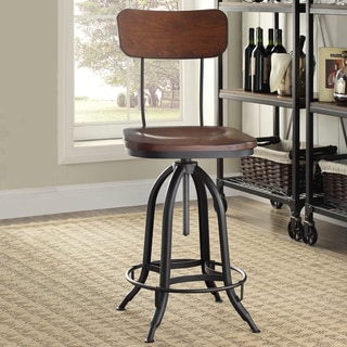 Black Bar Stools Overstock Com