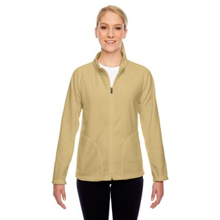 Women's Campus Vegas Gold Microfleece Sport Jacket