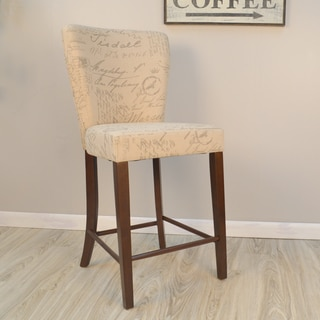 Elodie Parisian Parson Counter Stool