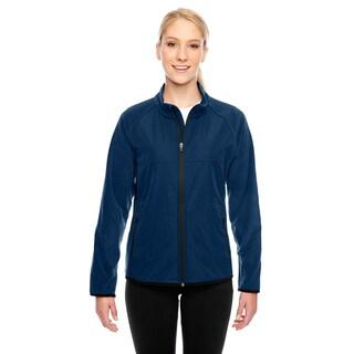 Pride Women's Dark Navy Microfleece Sport Jacket