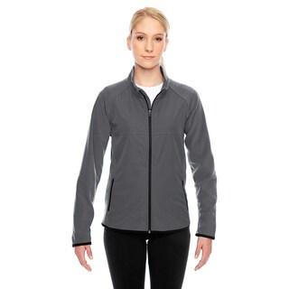 Pride Women's Graphite Polyester Microfleece Sport Jacket