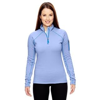 Women's Blue Moon Stretch Fleece Half-zip Jacket